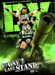 WWE: DX: One Las Stand [Full Frame] [Digipak] [3 Discs]