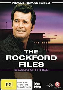 Rockford Files Season 3 [Import]
