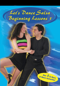 Let's Dance Salsa Beginning Lesson 1 [Instructional]