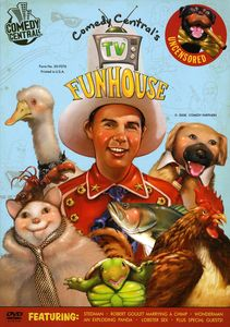 Comedy Central's TV Funhouse [Full Frame] [2 Discs] [Slim Packs] [Slipcase] [Sensormatic]