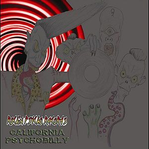 Rockin Psycho Records California Psychobilly /  Various