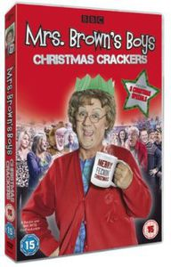 Mrs Brown's Boys Christmas Crackers