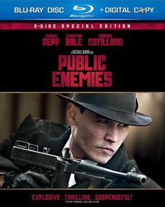 Public Enemies [WS] [Special Edition] [Digital Copy] [2 Discs] [O-Sleeve]
