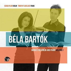 Bela Bartok: Music for Violin & Piano