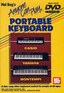 Anyone Can Play Portable Keyboard