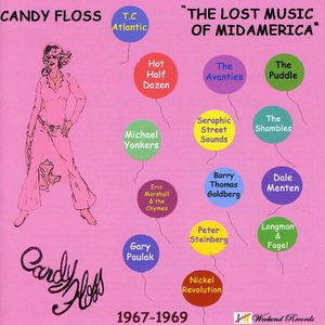 Candy Floss: Lost Music of Midamerica /  Various