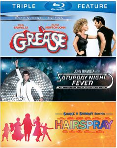 Grease /  Saturday Night Fever /  Hairspray
