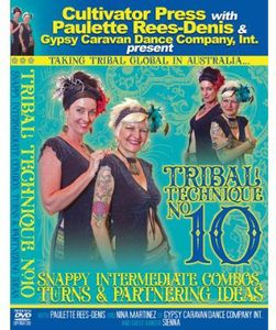 Gypsy Caravan's Tribal Technique 10