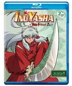 Inuyasha the Final Act Set 1