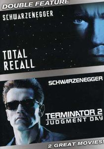Terminator 2: Judgment Day [Special Edition]/ Total Recall [WS] [Sensormatic] [Checkpoint]