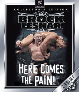 WWE: Brock Lesnar - Here Comes the Pain: Coll Ed