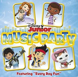 Disney Junior Music Party /  Various [Import]