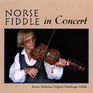 Norse Fiddle in Concert