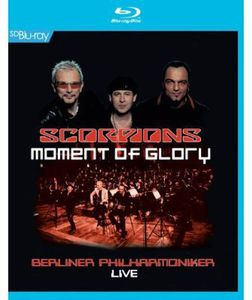 Scorpions with the Berliner Philharmoniker-Moment