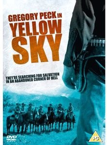 Yellow Sky : Gregory Peck