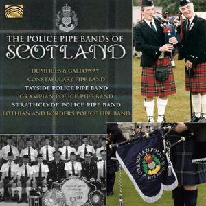 Police Pipe Bands of Scotland /  Various