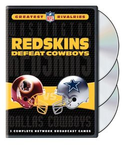 NFL's Greatest Rivalries: Washington Vs Dallas [5 Discs]