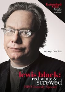 Lewis Black: Red White & Screwed