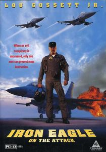 Iron Eagle 4: On The Attack /  Movie