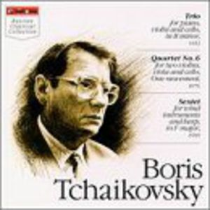 Chamber Music of Boris Tchaikovsky