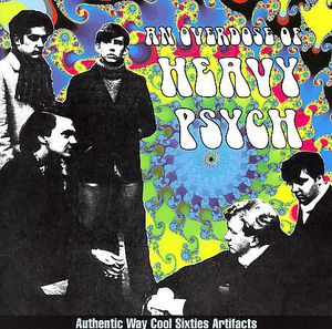 Overdose of Heavy Psych /  Various