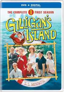 Gilligan's Island: The Complete First Season [FS] [Repackaged] [6 Discs]