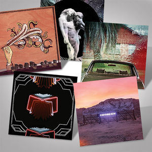 The Complete Arcade Fire Discography Bundle