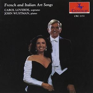 French & Italian Art Songs