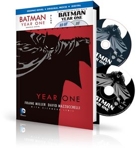 Batman: Year One /  Batman: Year One Graphic Novel