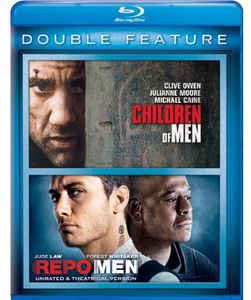 Children Of Men/ Repo Men