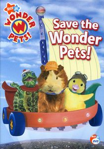 Save The Wonder Pets [Standard]