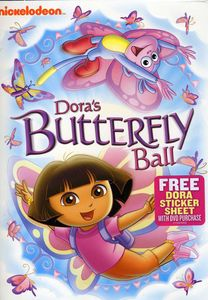 Dora the Explorer: Dora's Butterfly Ball