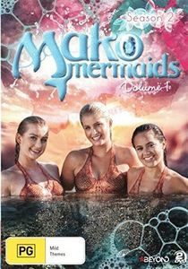 Mako Mermaids: Season 2 Vol. 1 [Import]