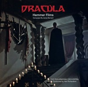 Music From Dracula Hammer Films