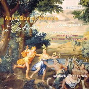 Sonatas from the Court of Bayreuth