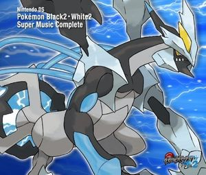 Pokemon Black2 White2 (Original Soundtrack) [Import]