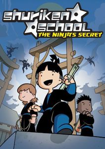 Shuriken School: Ninja's Secret