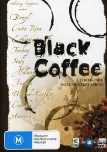 Black Coffee (Pal/ Region 0)