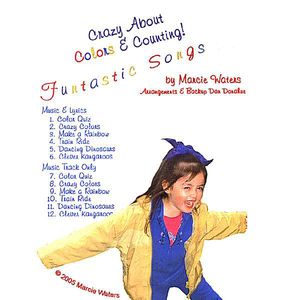 Funtastic Songs: Crazy About Colors & Counting