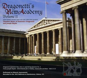Dragonetti's New Academy 2