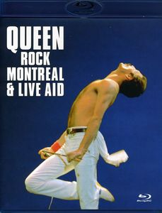Queen Rock Montreal (Blu-Ray) [Import]
