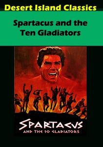 Spartacus and The Ten Gladiators