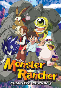 Monster Rancher: The Complete Season 3