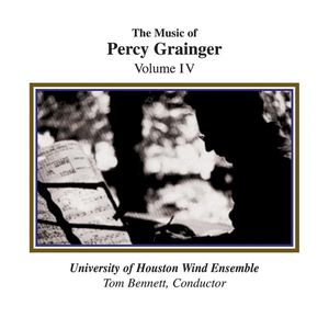 Music of Percy Grainger Vol. 4