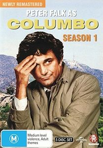 Columbo-Season 1 [Import]