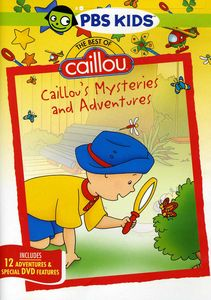 Caillou: Caillou's Mysteries and Adventures