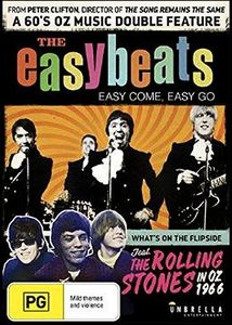 Easybeats /  Rolling Stones (Peter Clifton Coll)