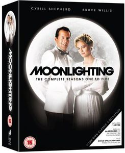 Moonlighting: Complete Seasons 1 to 5
