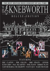 Live At Knebworth [Deluxe Edition] [2DVD and 2CD]