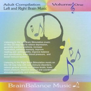Adult Compilation/  Left and Right Brain Music